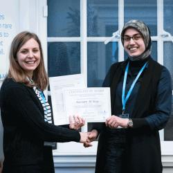 Dr Mariam Al-Attar M4RD