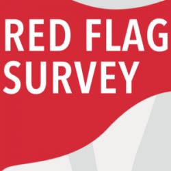 red flag survey