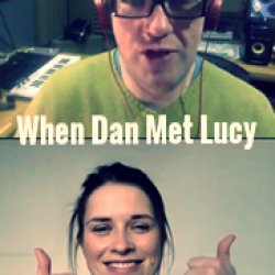 When Dan Met Lucy On Rare Disease Day 2018