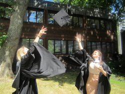 Hats Graduation